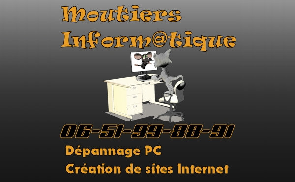 Moutiers Informatique
